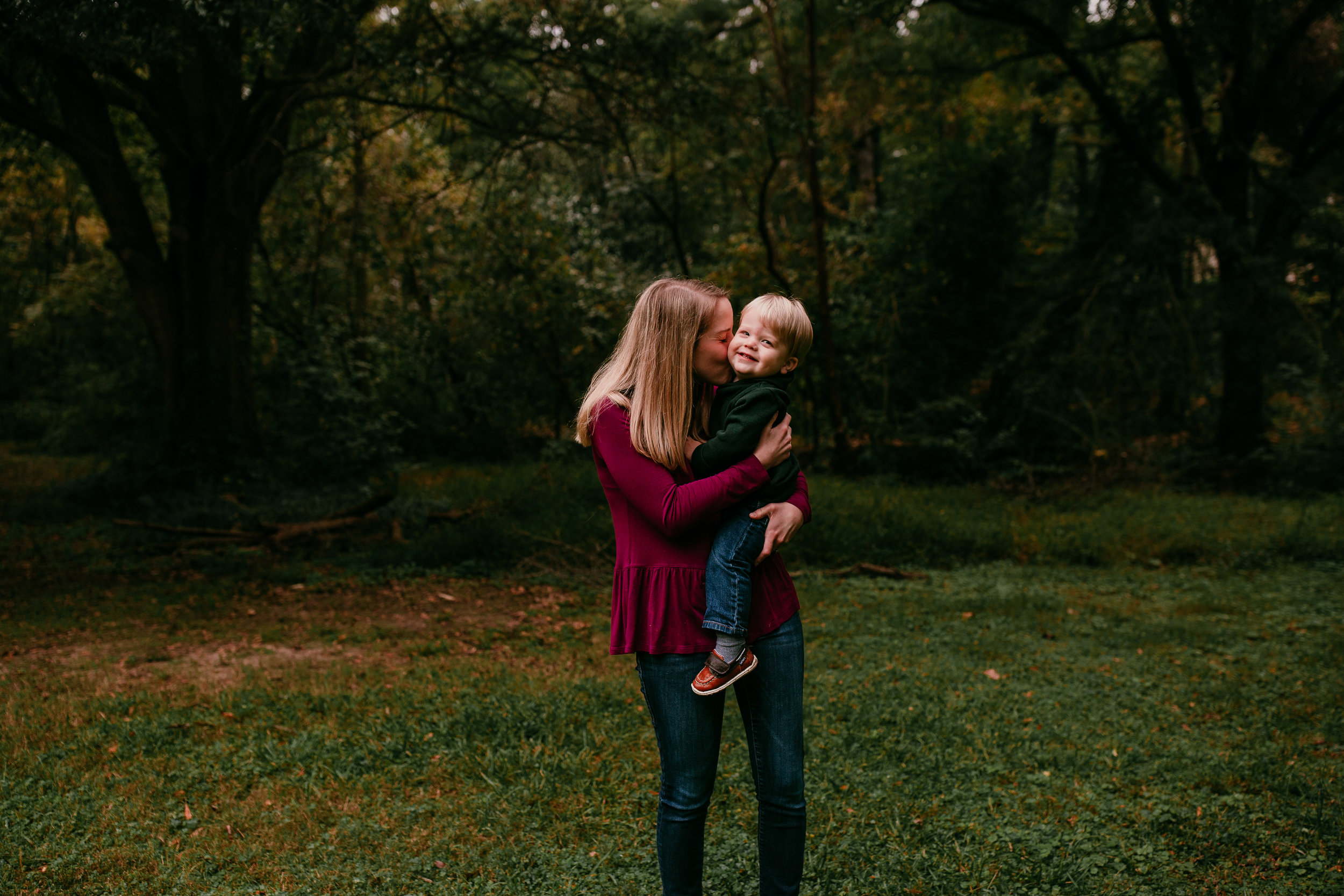 Fall Mini Session Day 2019 | Hanna Hill Photography| Durham Family Photography