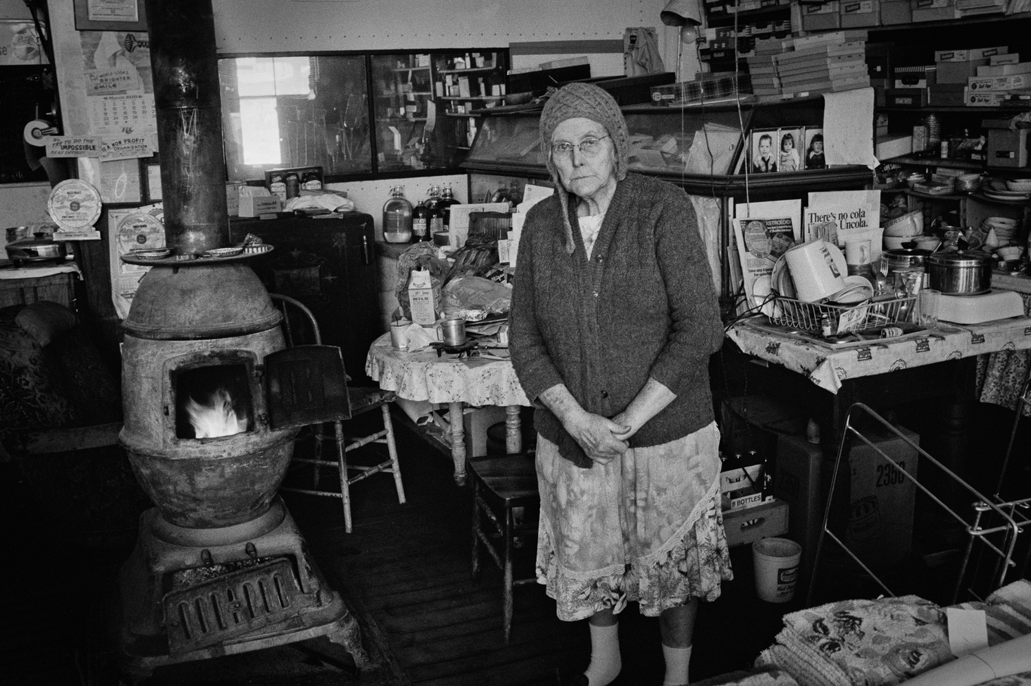 Mrs. Howry  General Store, Carpenter, OH