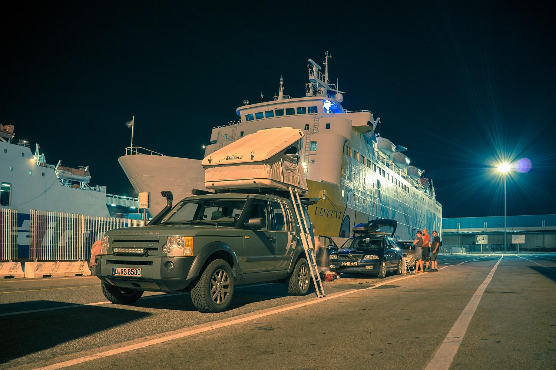 Unterwegs auf Korsika mit Land Rover Discovery 3 und James Baroud Space (C) Robert Manea 01.jpg
