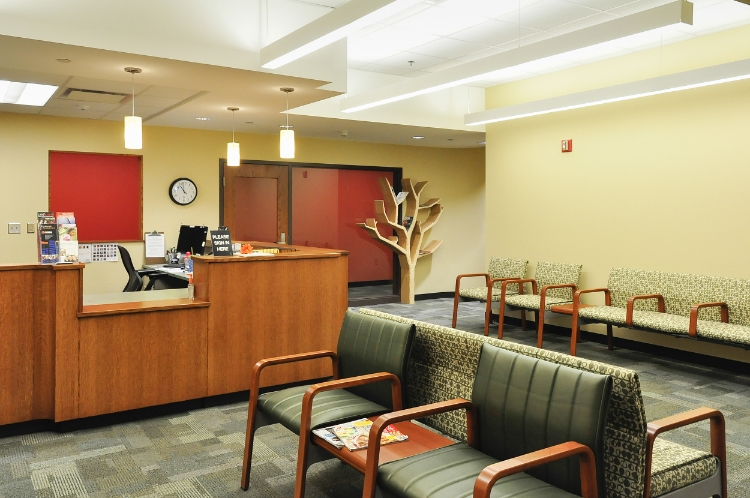 CSD GEBBIE CLINIC INTERIOR RENOVATION