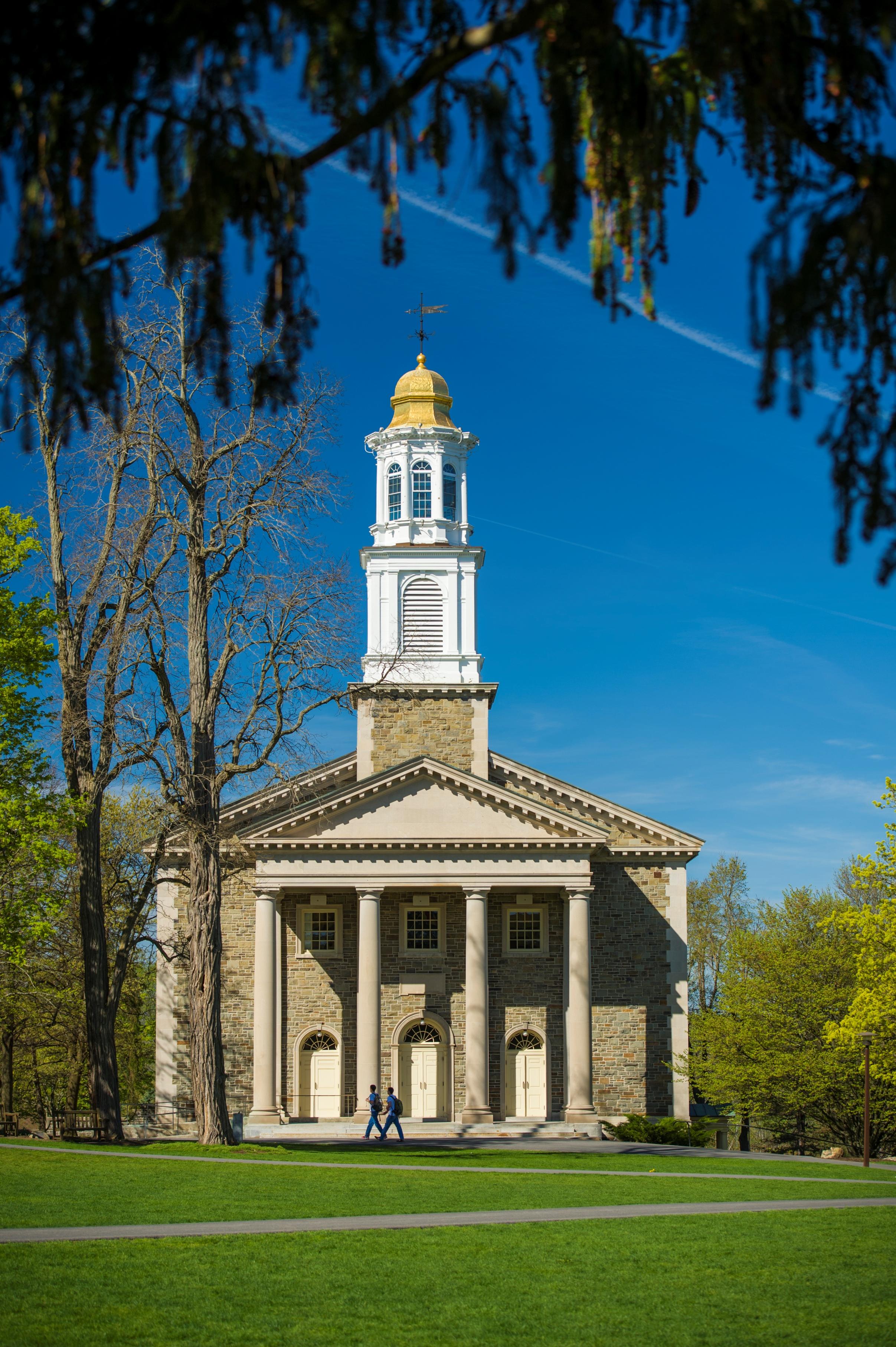 Memorial Chapel, Colgate University