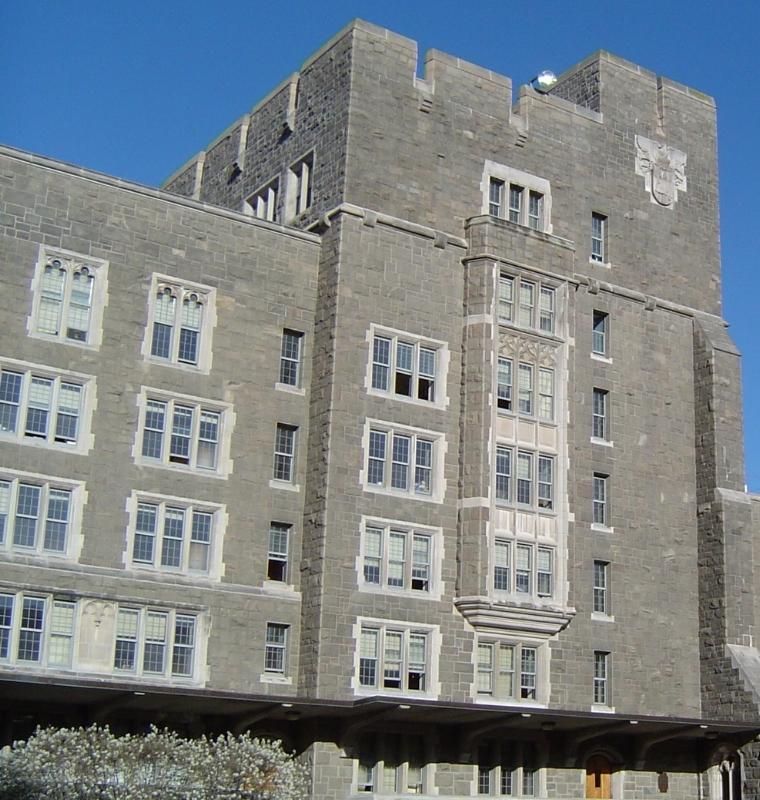 Grant & Scott Barracks - West Point Military Academy