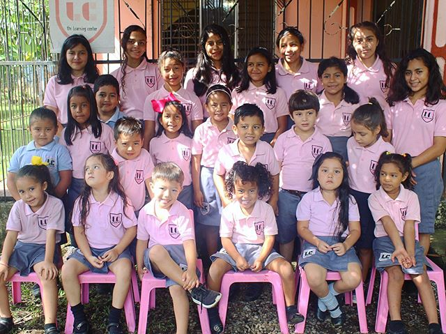 We are so proud of our first year open to the public at the Learning Center! We closed with 25 students from preschool-9th grade. We can't wait to see what growth God has in store for us this coming September.  #learningcenter #education #school #honduras #eternalfamilyproject #lifechange