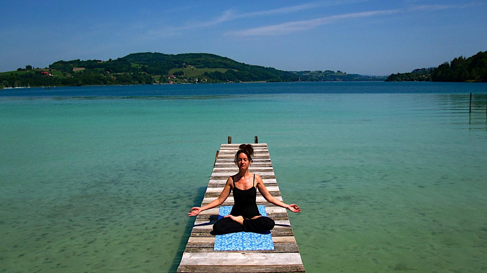 La méditation se pratique tous les jours, dans un endroit calme et paisible.