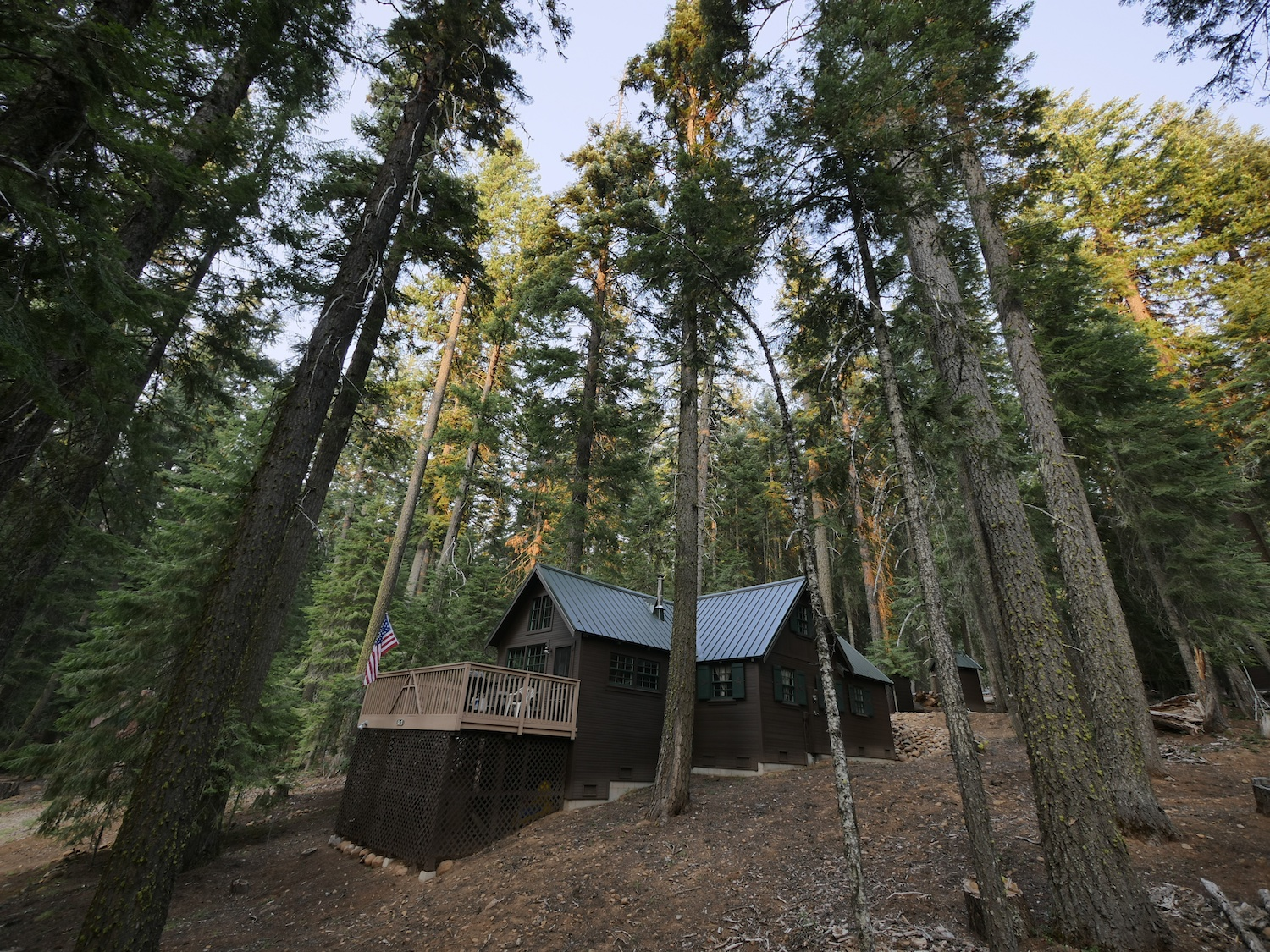 Lake of the Woods, Cabin U1, Oregon — click to view gallery