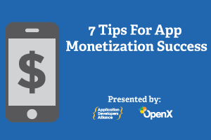 7 TIPS:MONETIZATION SUCCESS    VIEW BEST PRACTICE GUIDE   ➔