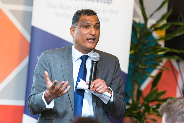 Syed Kamall , MEP for London & Chairman of  European Conservatives and Reformists Group (ECR)   © Piers Cunliffe Photography