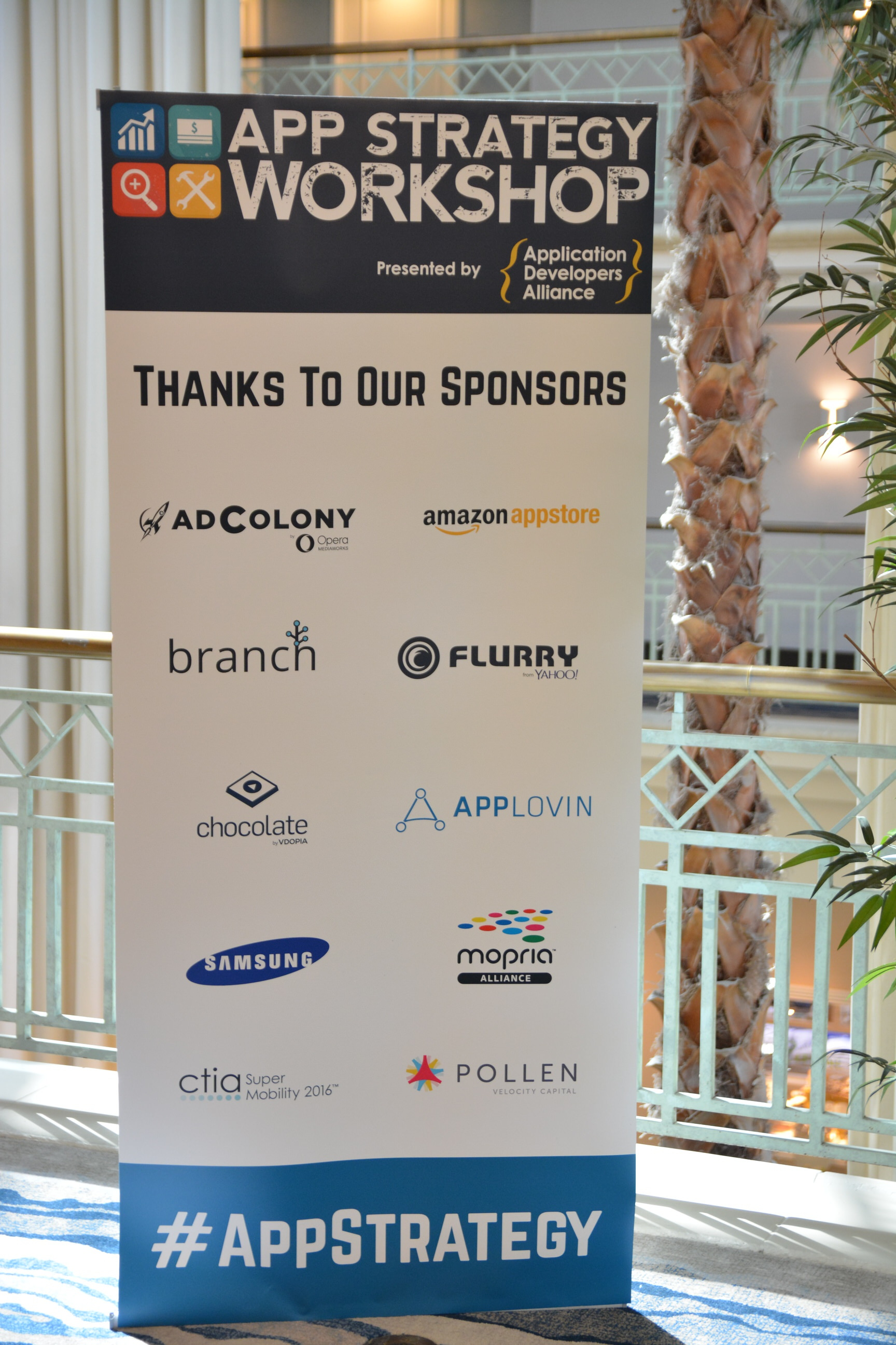 Thanks to all of our fantastic sponsors!