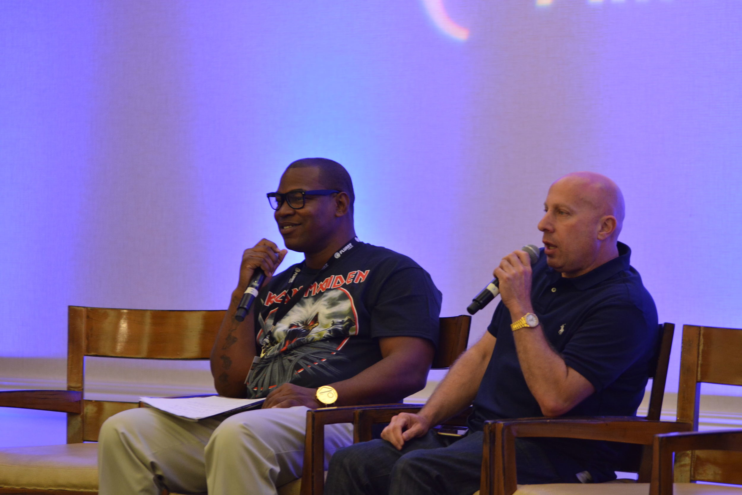 Featured: Mike Johns (Founder, I AM DIGITAL) and Steve Lobel (Iconic Hip Hop Producer and Manager, Television Personality, Author, and Entrepreneur)