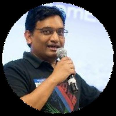 <b>Chida Chidambaram</b><br>Technical Entrepreneur<br>