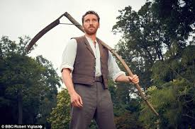 Off to do a bit of scything...