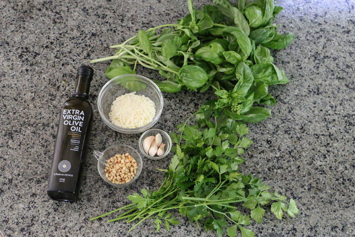 Fresh Basil Pesto Sauce Simple Ecology