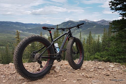 The New Specialized FATBOY