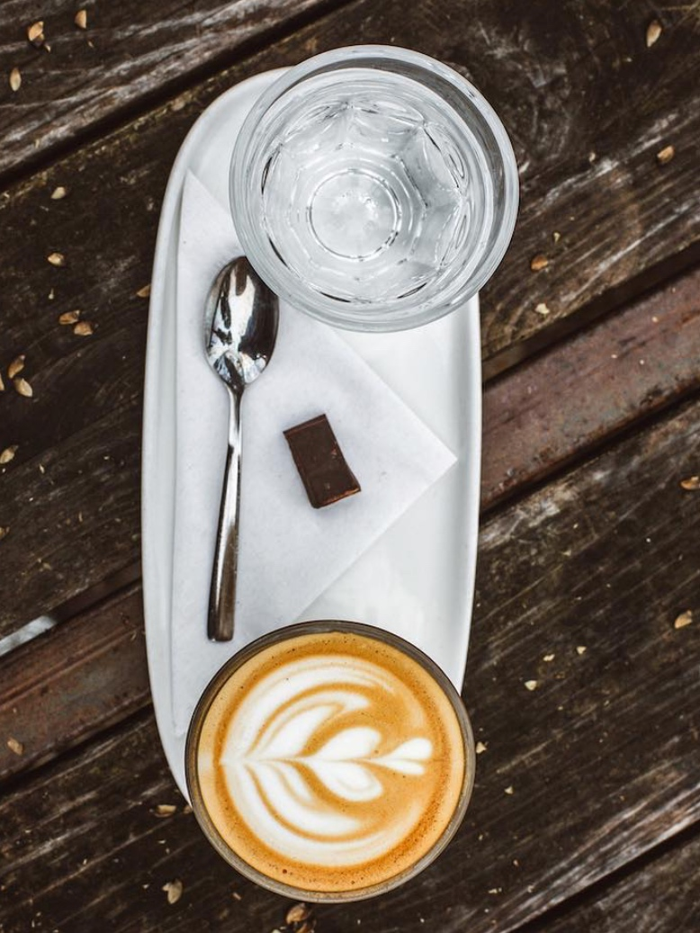 STEADFAST - COFFEE - A fantastic, modern, white themed coffee shop. Grab a coffee and relax the mind in this picture perfect spot. Their food is divine also. Any coffee is delicious but we very much enjoy their house drip.📷: @steadfastcoffee