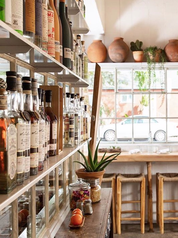 CHULITA - FOOD - We stumbled upon Chulita when we were driving down HWY1. Located in Venice Beach serving some of the best tequila cocktails we've ever tasted.📷 @chulitavenice