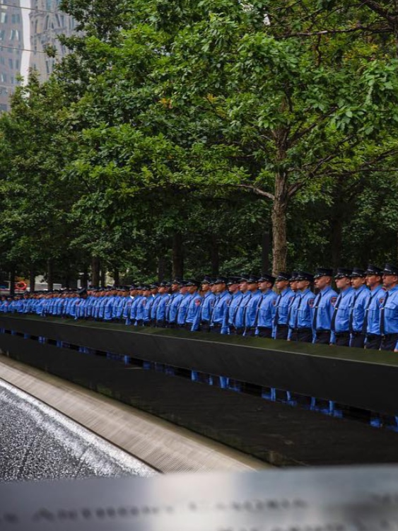 9/11 MEMORIAL- TO DO - It's never been more important to recognize those who gave their lives for complete strangers on this tragic day. We 100% recommend you walk through this beautiful memorial - moving is an understatement.📷 @911memorial