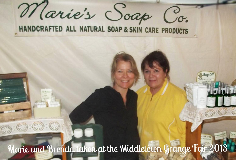 MomMom and Brenda-Rice's Market.jpg