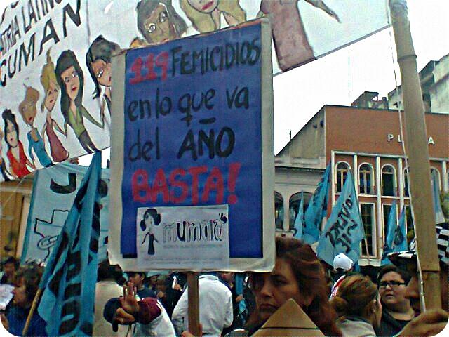 Imagen: Delfina Campero   Colectivo La Palta
