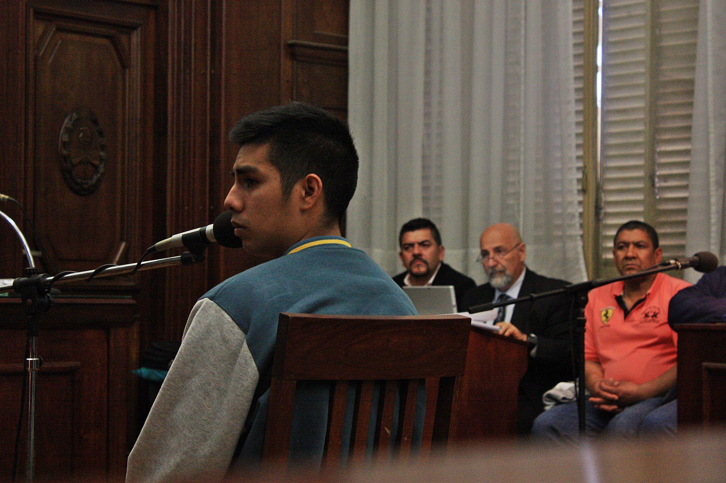 Uno de los testigos que resultaron del relevamiento vecinal que se realizó en la etapa de instrucción. El joven Bordón declaró haber escuchado tiros.