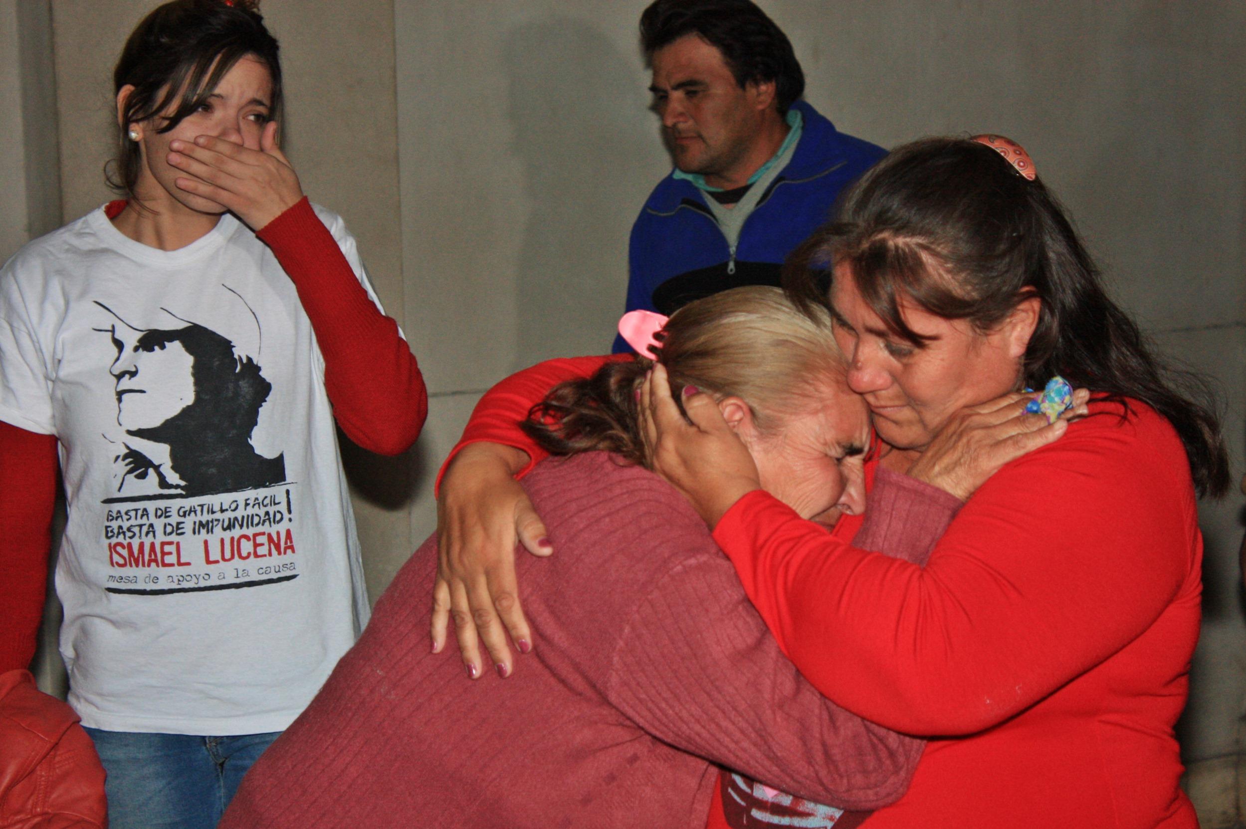 Después de más de cuatro años la familia Lucena consiguió una condena por el homicidio de Ismael.