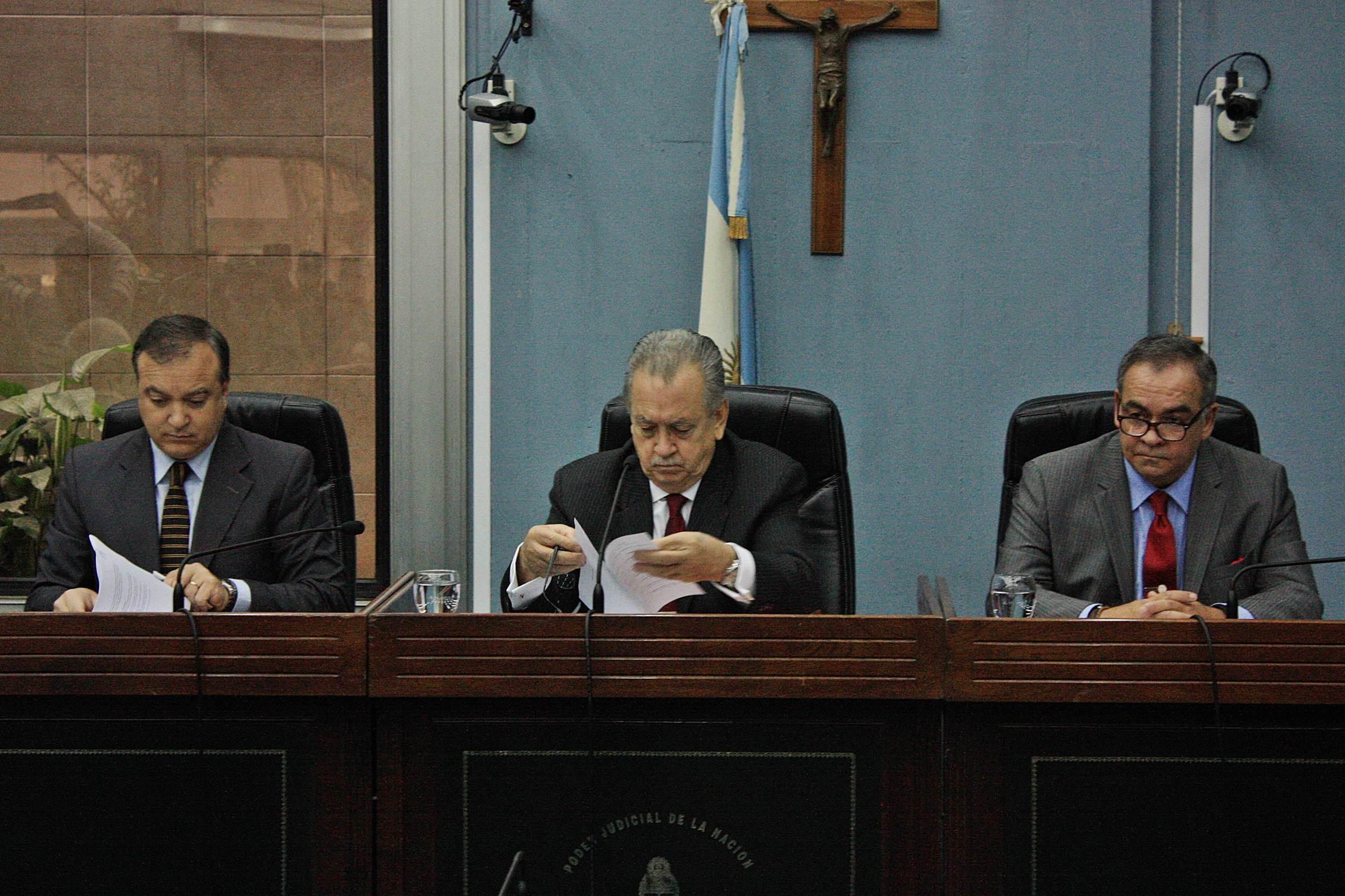 El tribunal presidido por Gabriel Casas será el encargado de juzgar a los 20 imputados.