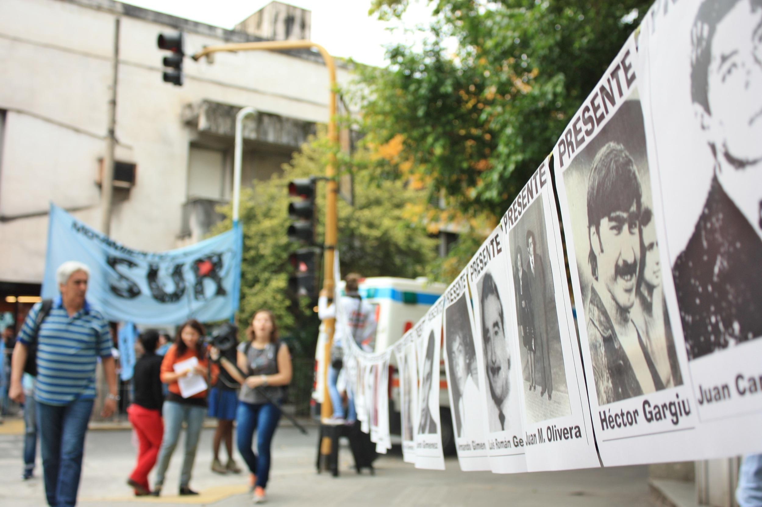 El doceavo juicio por delitos de lesa humanidad que se realiza en la provincia juzga hechos ocurridos antes del golpe de Estado de 1976.