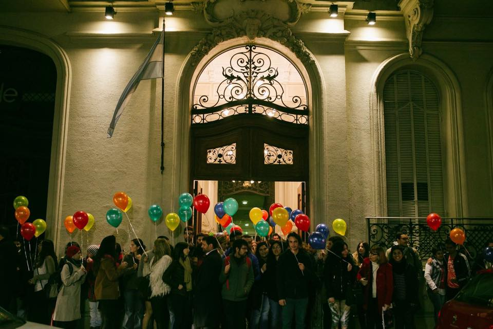 Fotografía:  Observatorio de género y diversidad de la UNT (Facebook)