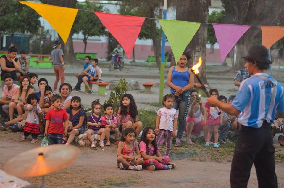 Fuente: Escuela de Cultura Popular San Cayetano