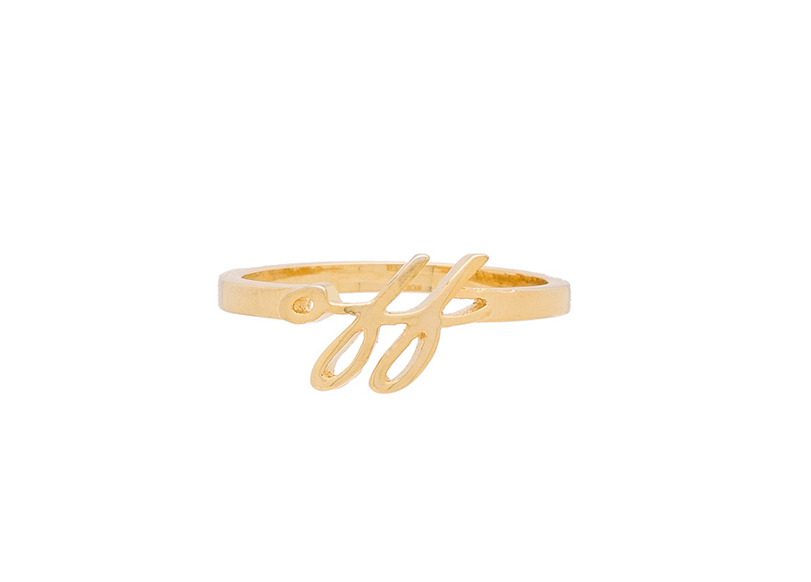 FUCK OFF RING SET - $98