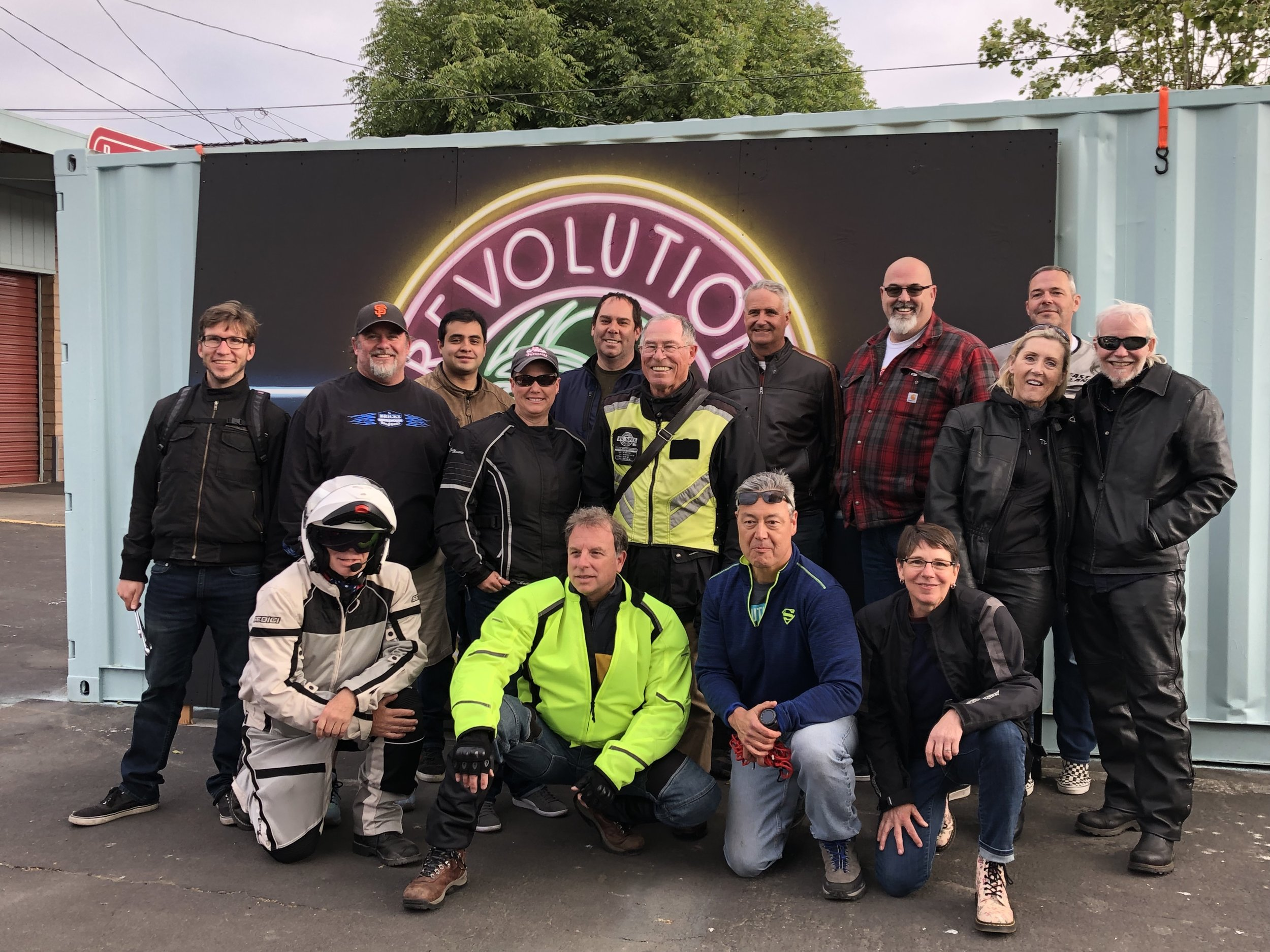 FIRST SUNDAY OF THE MONTH GROUP RIDES -