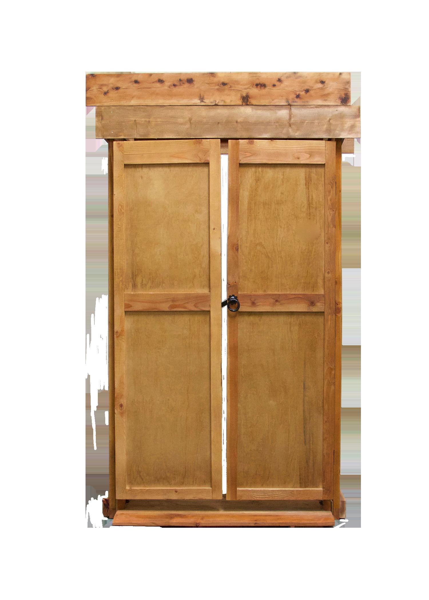 $300 Honey Brown Doors