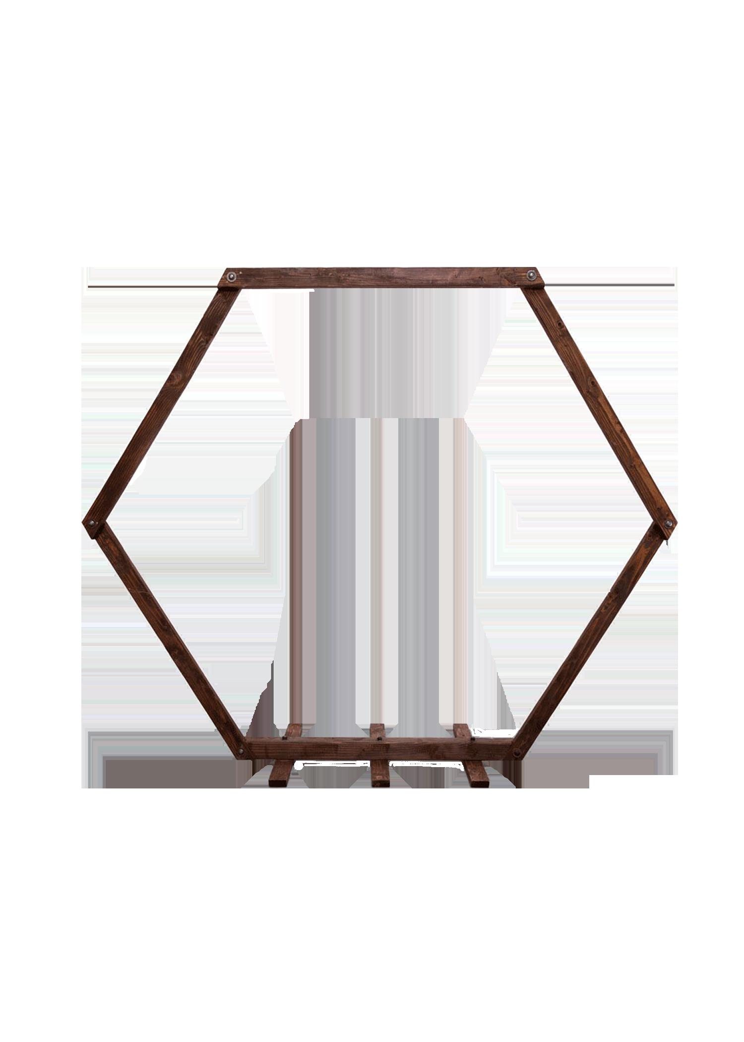 $250 Hexagon Arch
