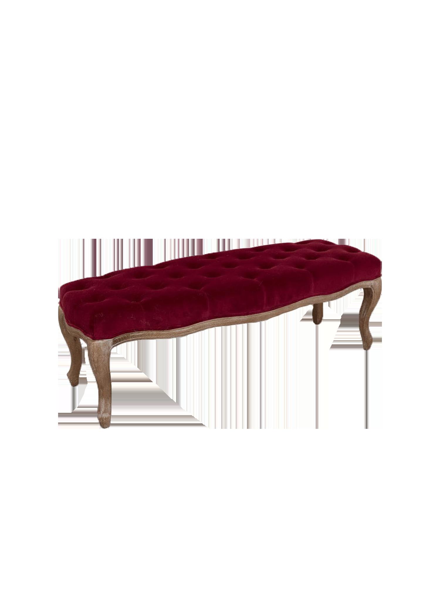 $75 Ruby Bench