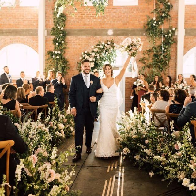 Ceremony? crushed it. ⠀⠀⠀⠀⠀⠀⠀⠀⠀ ⠀⠀⠀⠀⠀⠀⠀⠀⠀ venue: @brick.828 ⠀⠀⠀⠀⠀⠀⠀⠀⠀ florals: @organicflorals⠀⠀⠀⠀⠀⠀⠀⠀⠀ rentals: @morerentals ⠀⠀⠀⠀⠀⠀⠀⠀⠀ photography @elysewhall ⠀⠀⠀⠀⠀⠀⠀⠀⠀ ⠀⠀⠀⠀⠀⠀⠀⠀⠀ #wedding #sandiegowedding #beachwedding #romanticwedding #modernwedding #trendywedding #theknot #weddingwire #sandiegoflorist #modernlove #weddingtrends #brickvenue