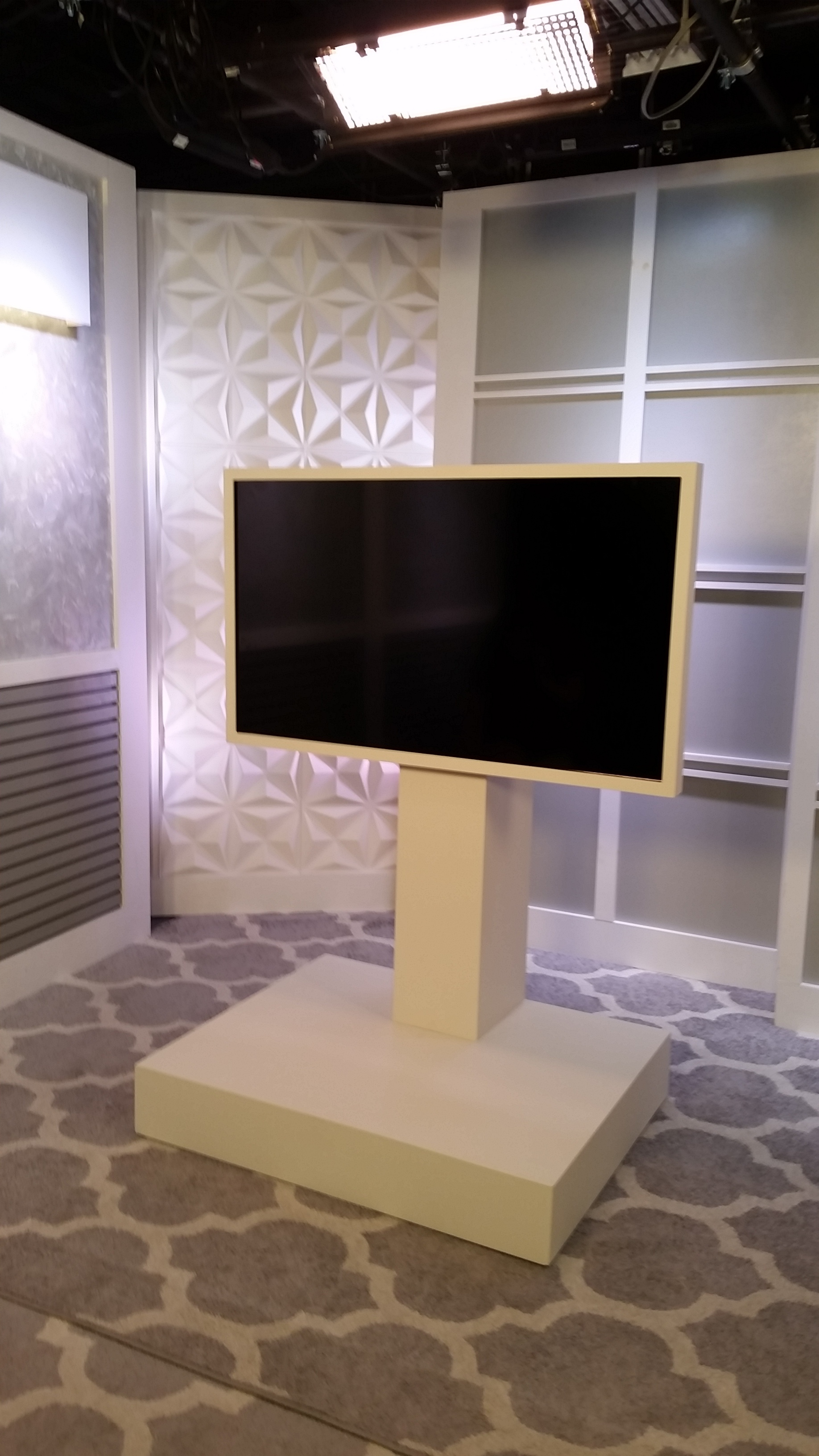 TV STAND BUILDOUTS