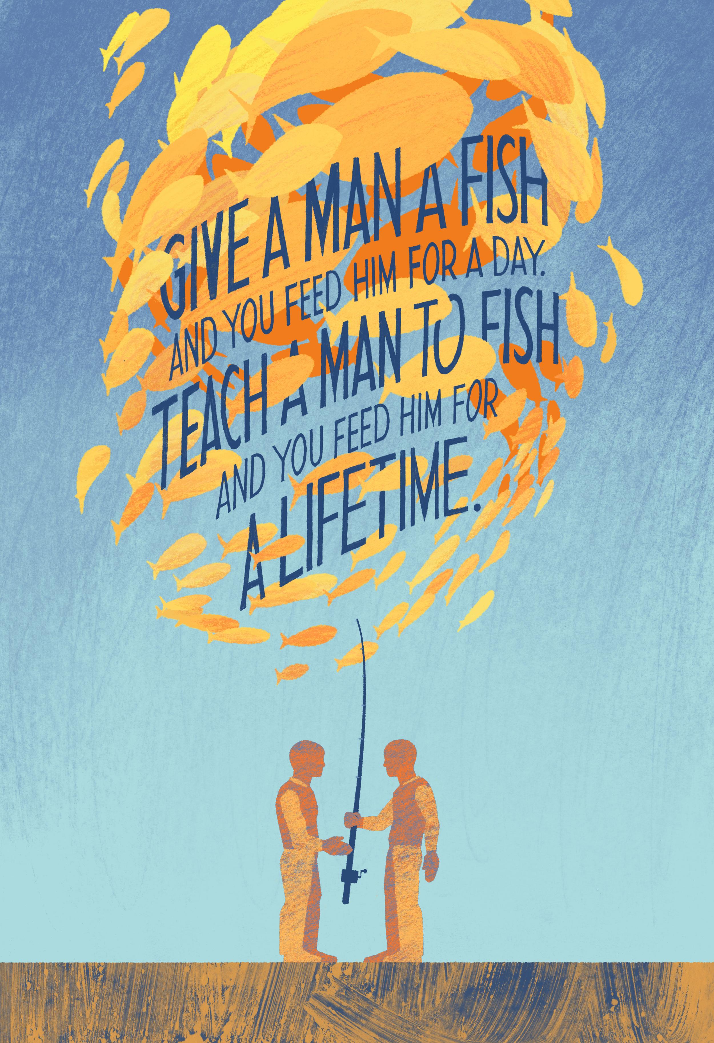 Philanthropy Poster