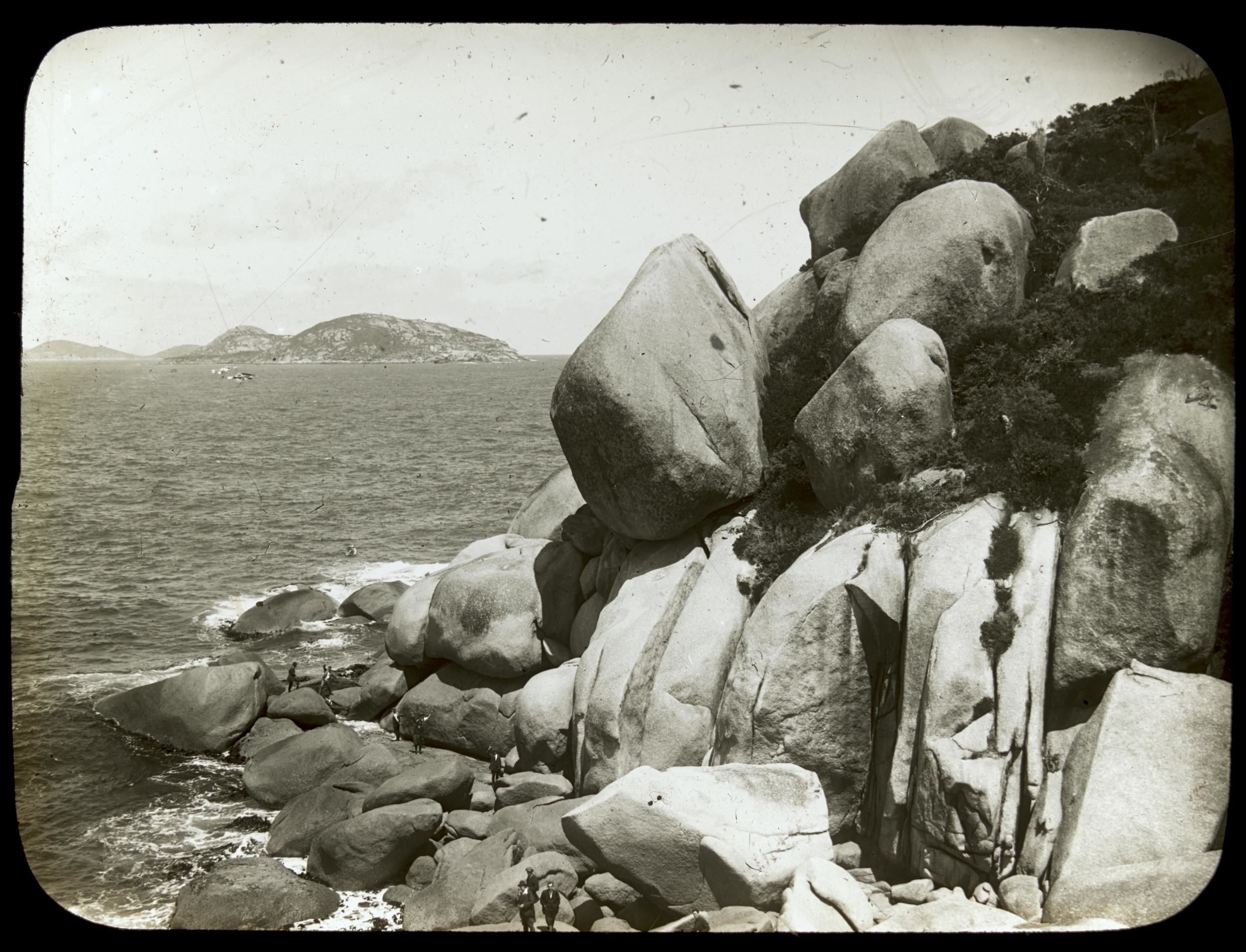 Wilson's Promontory, Cyril Stainer (photographer), glass lantern slide, c.1890-1930, SLV