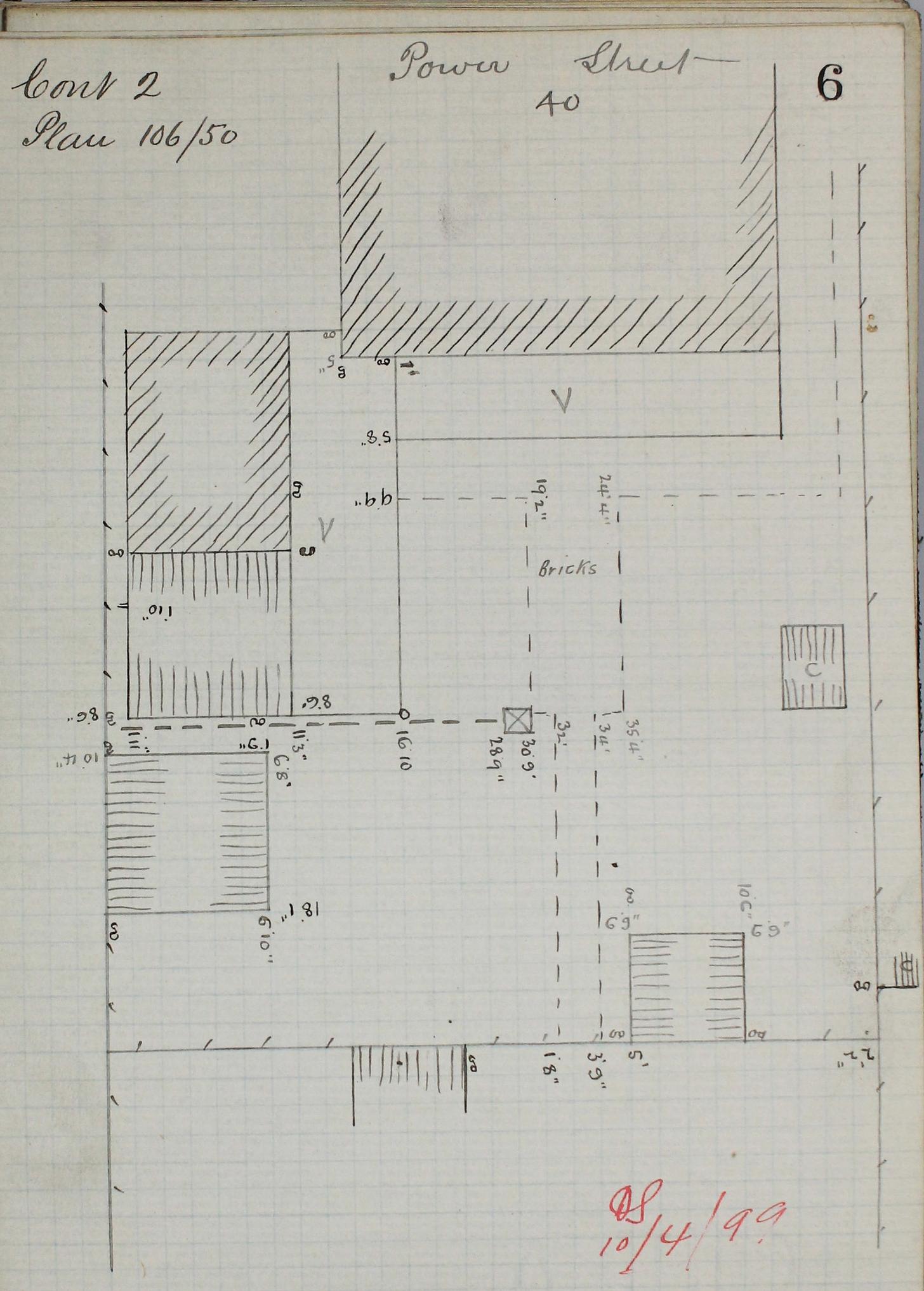 MMBW, Fieldbooks, VPRS 8600/P1 Unit 86, Book 1473, p.6.