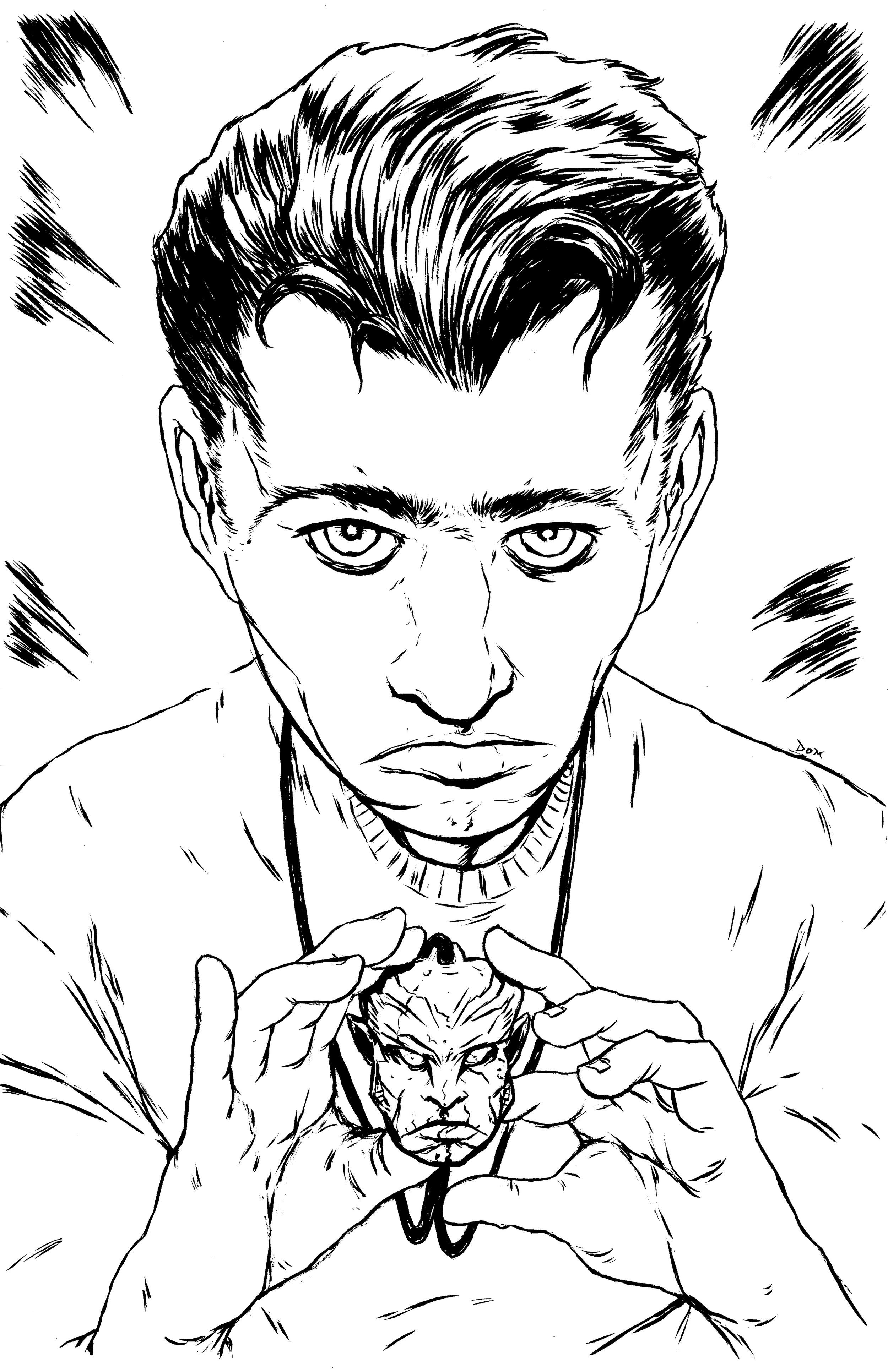 Vyvyan's Father