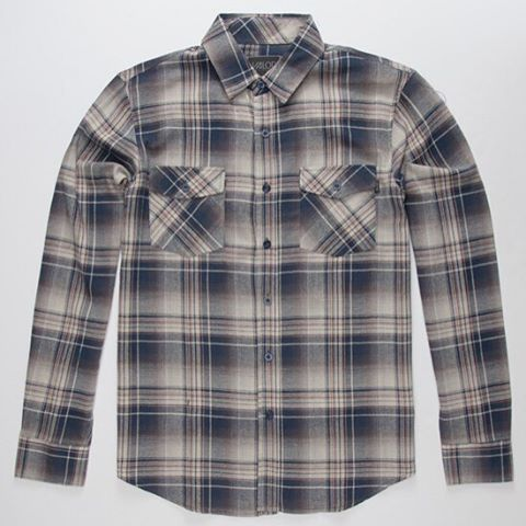 Brownsville Flannel shirt is available now at select retailers. Go get em tiger.