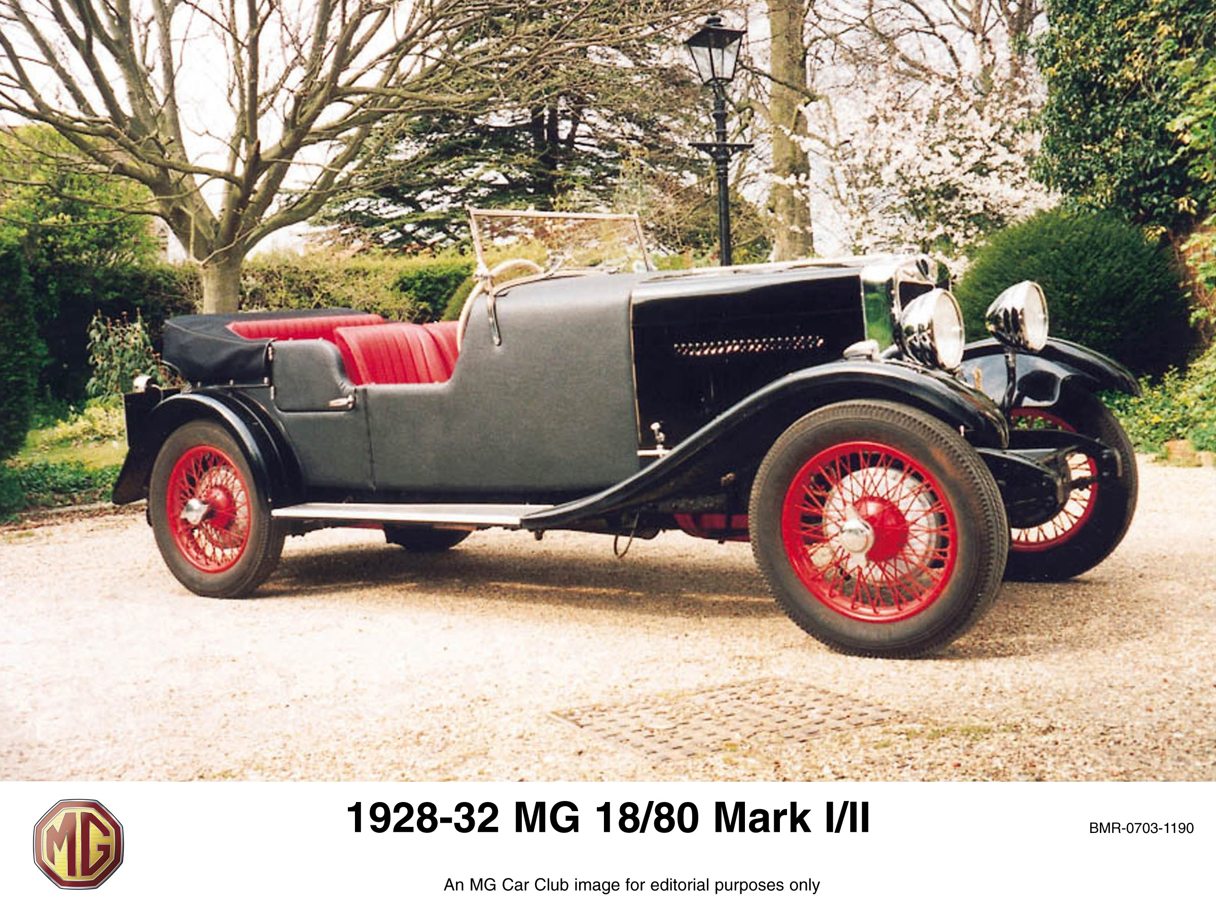 The MG that wanted to be a Bentley, the 18/80