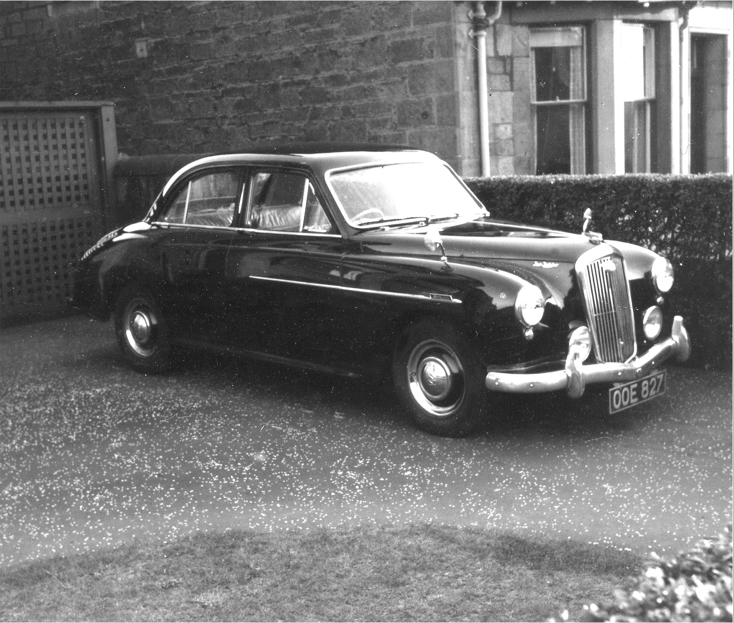 My 4/44. Not quite the MG Magnette I craved.