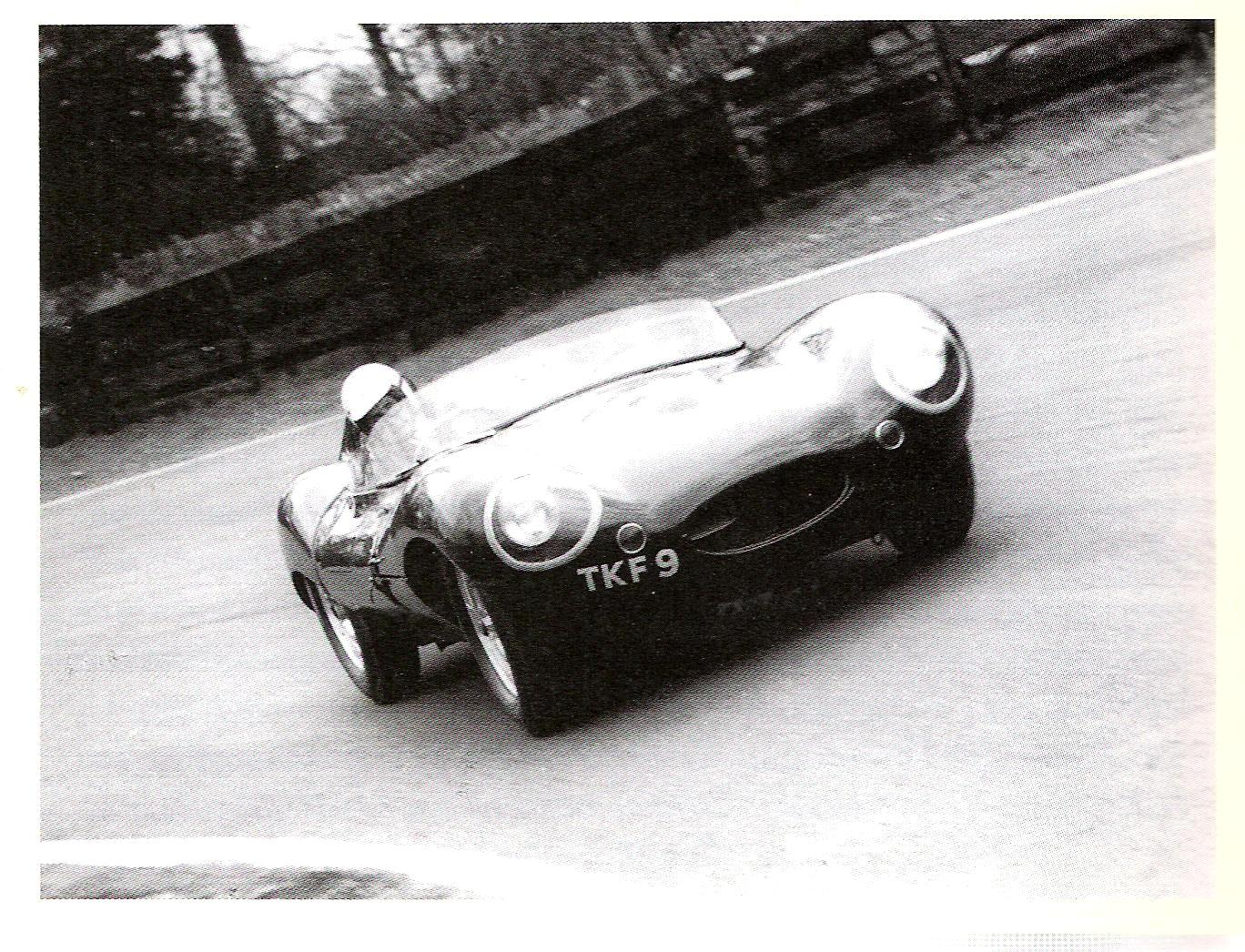 I  drove TKF9 at Oulton Park for an Autocar feature of 20 June 1968