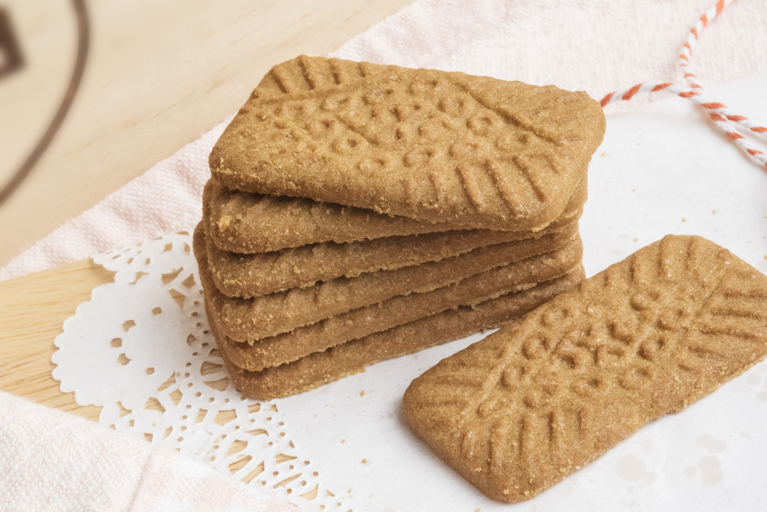 Speculoos Cookie