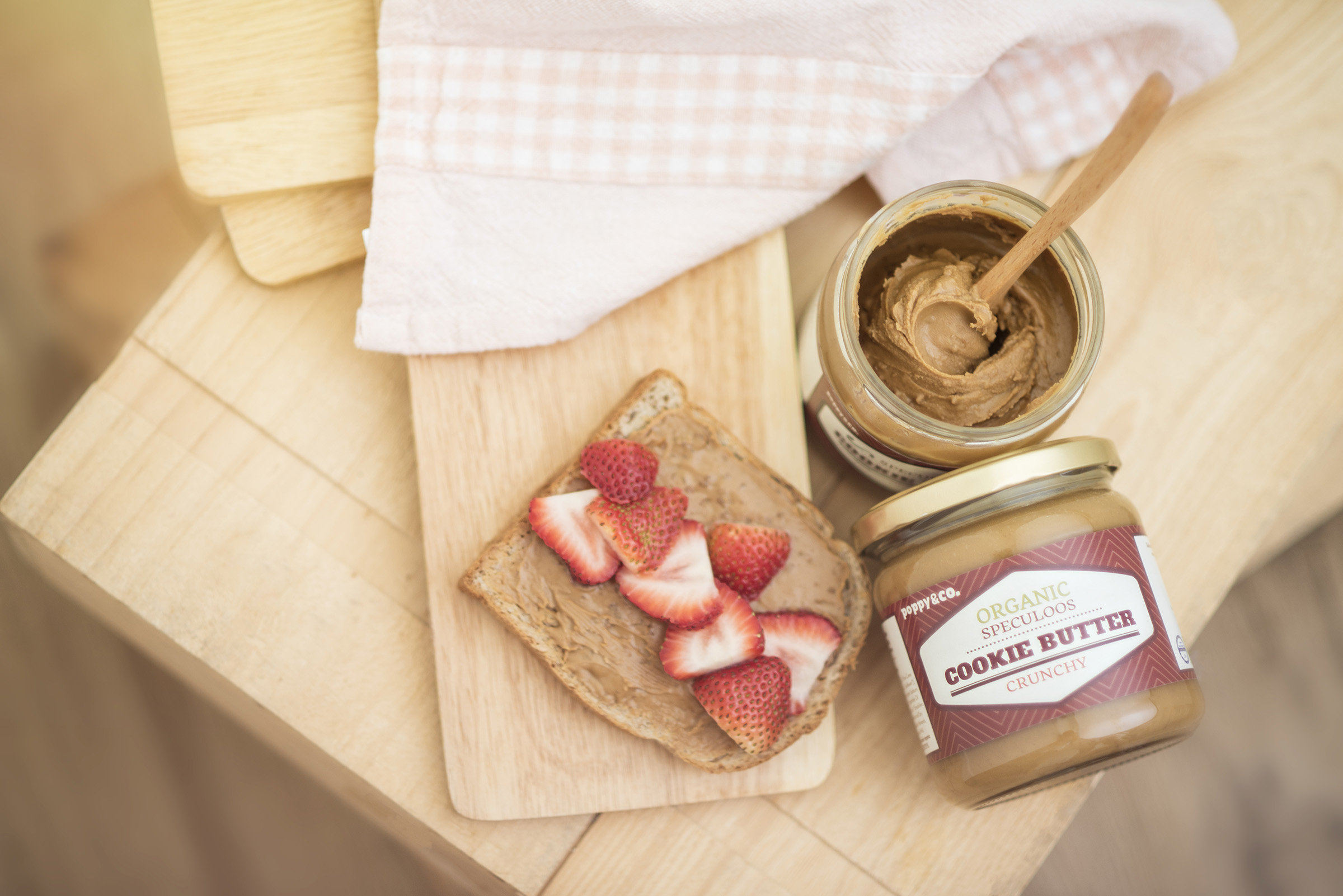 Organic Speculoos Cookie Butter Crunchy