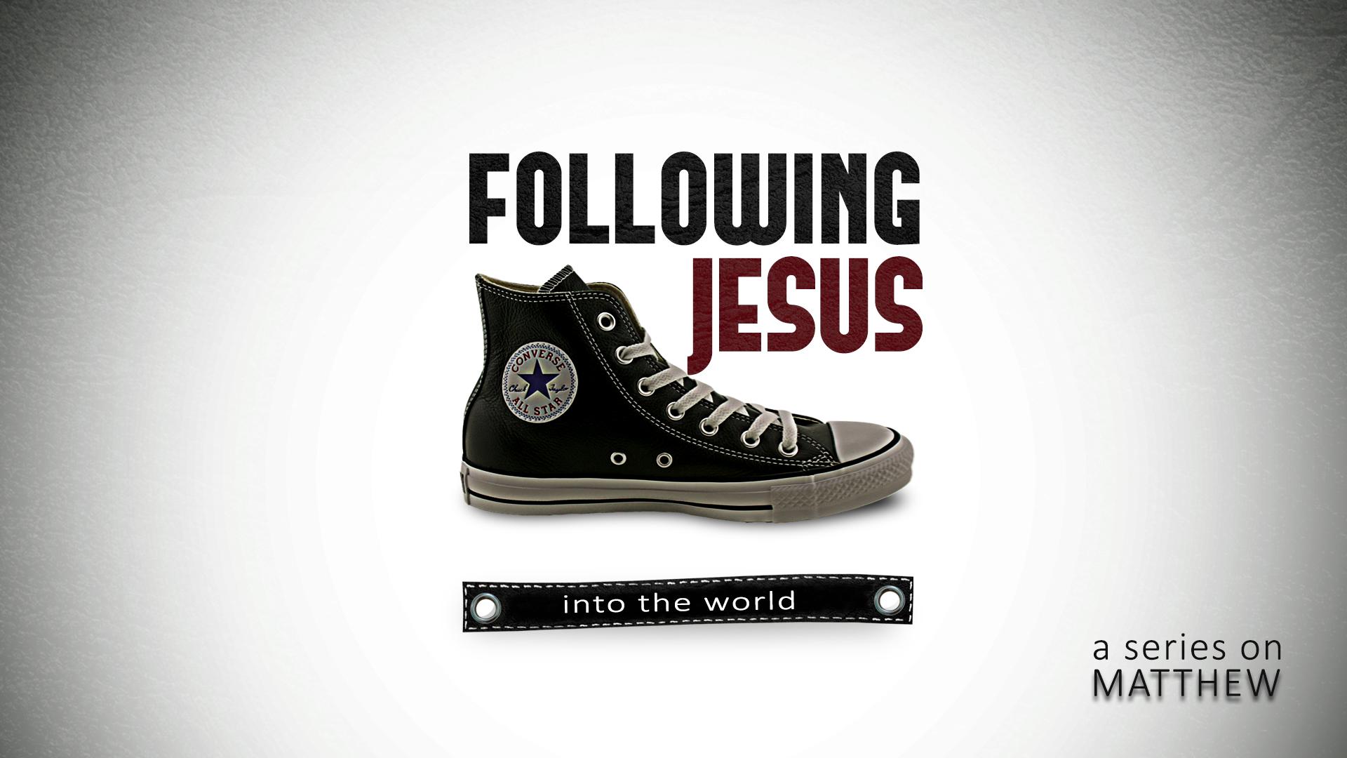 Sermon series on Matthew