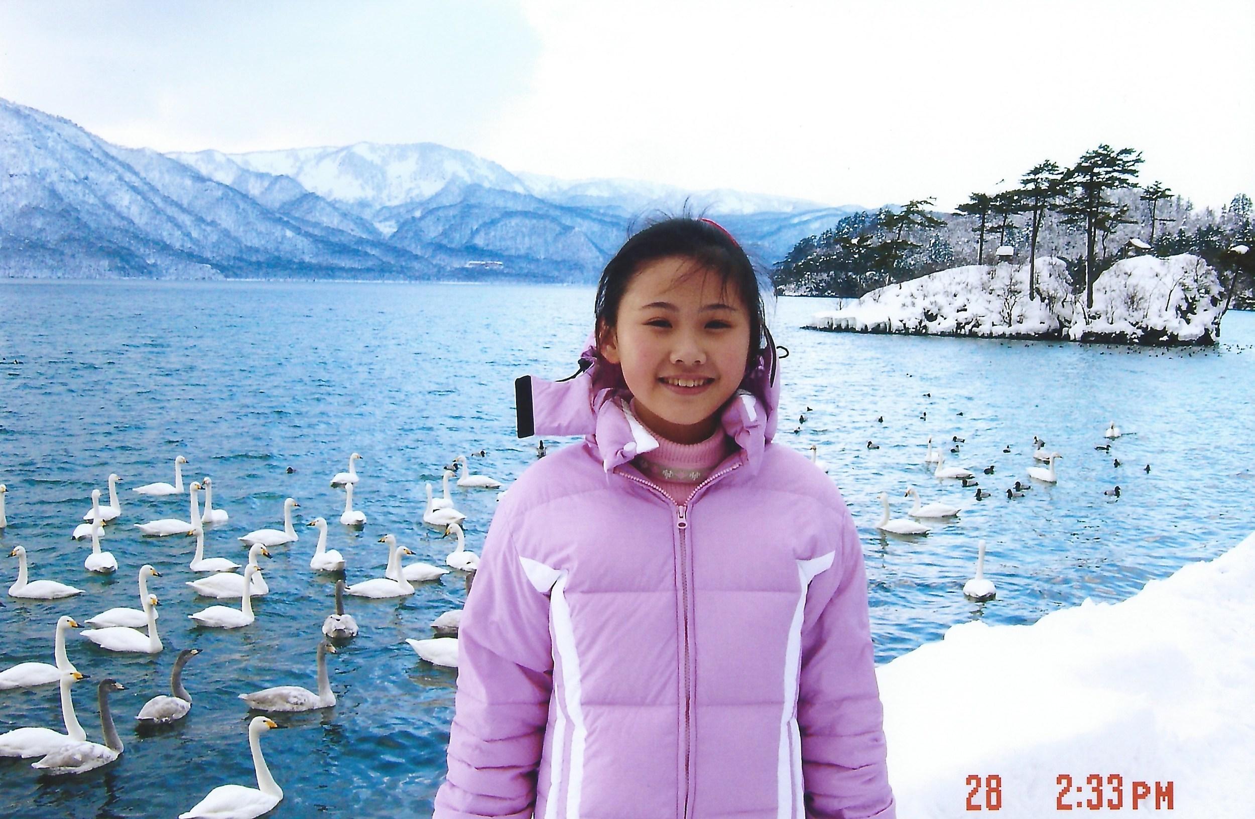 天鵝湖,Hokkaido, Japan