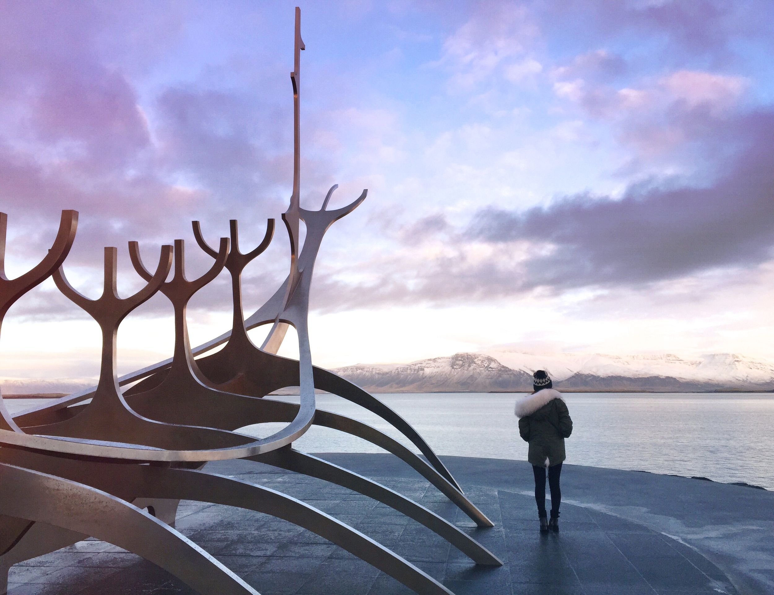 """It's a boat of dreams, an ode to the sun."" @Sólfar - Sun Voyager."