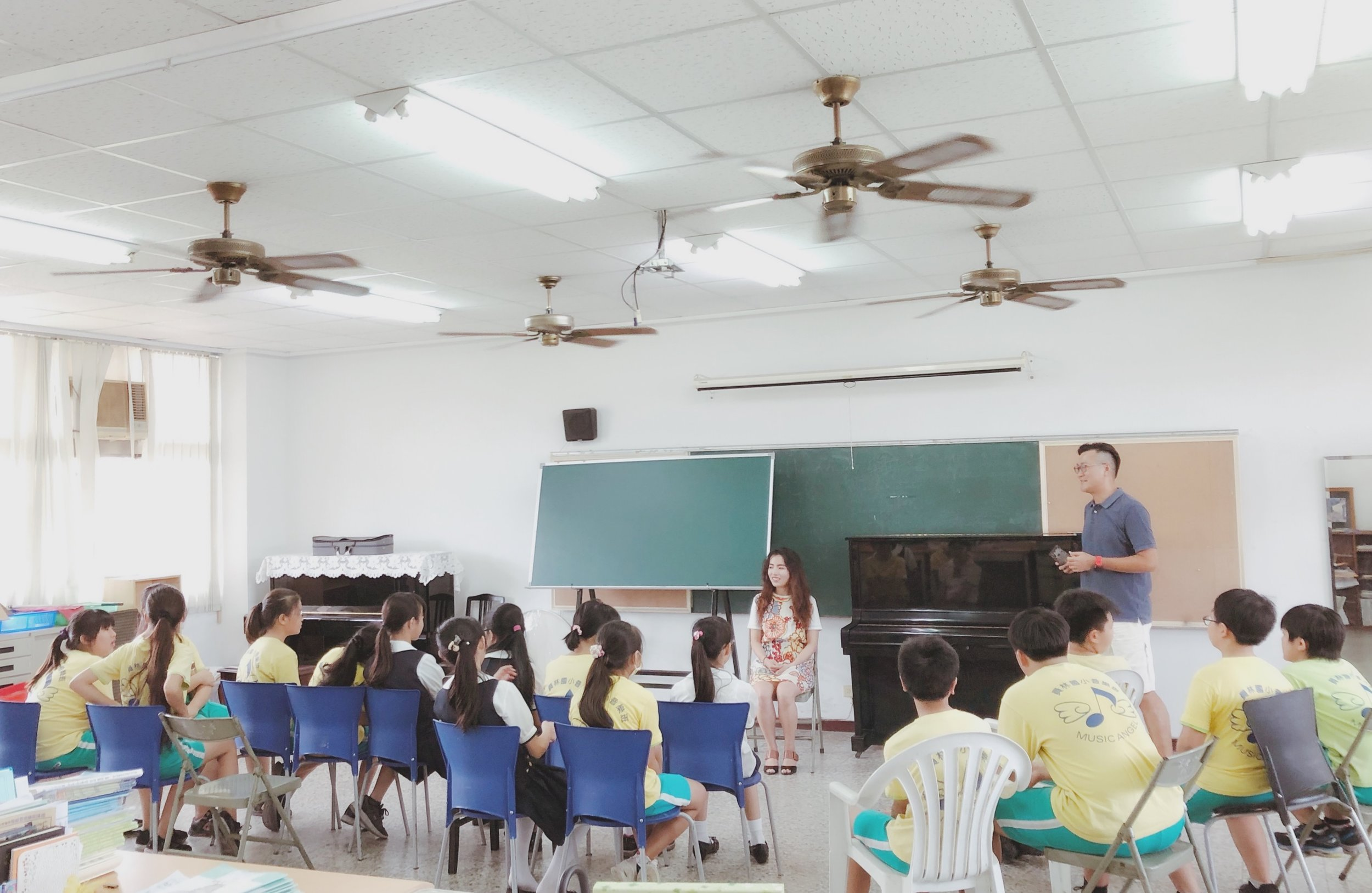 2018 June 員林國小
