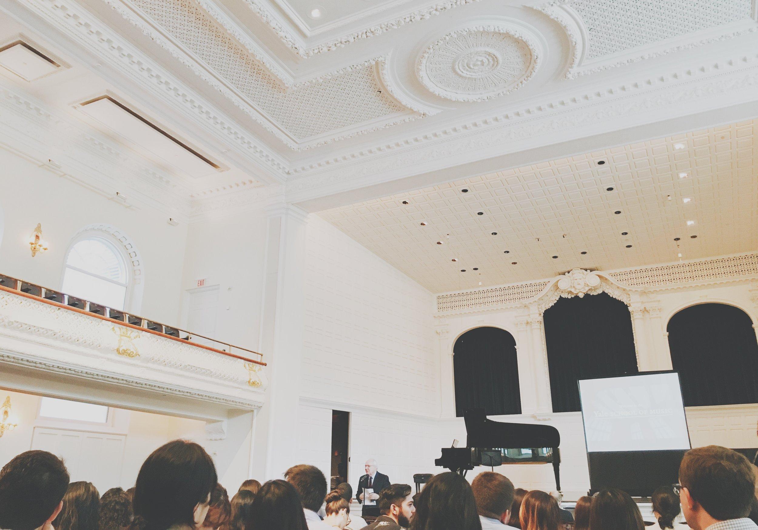 2017 Yale Orientation
